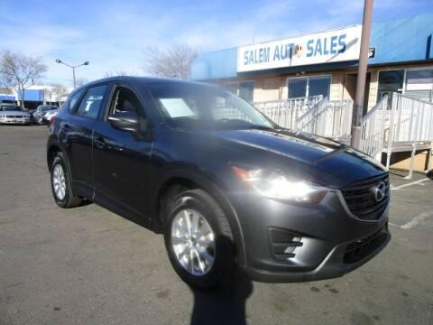 2016 Mazda CX-5 for sale at Salem Auto Sales in Sacramento CA