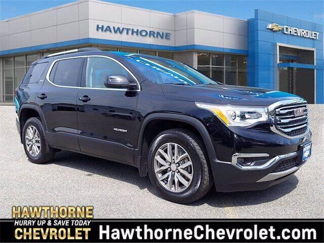 2018 GMC Acadia for sale at Hawthorne Chevrolet in Hawthorne NJ