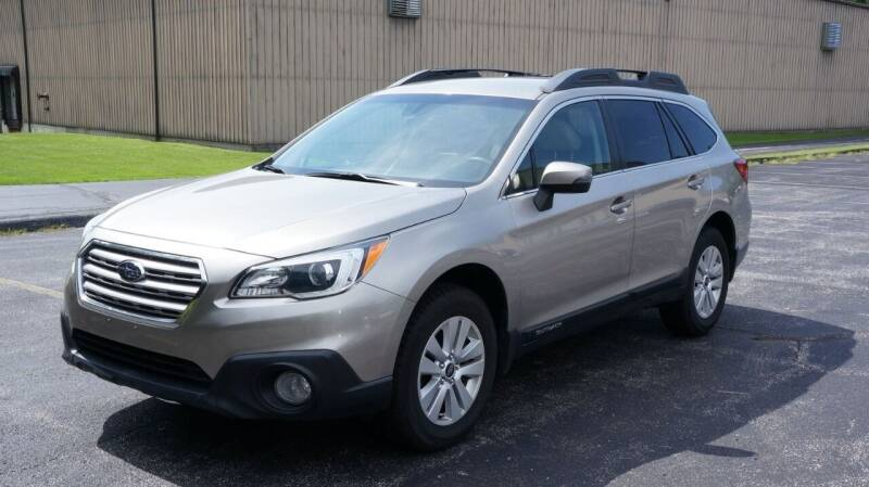 2017 Subaru Outback for sale at Grand Financial Inc in Solon OH