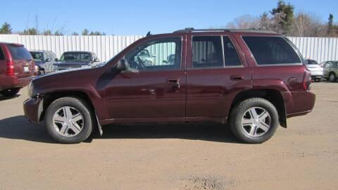 2007 Chevrolet TrailBlazer for sale at Superior Auto of Negaunee in Negaunee MI