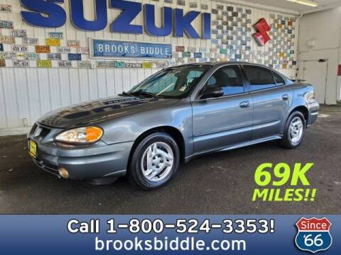 2005 Pontiac Grand Am for sale at BROOKS BIDDLE AUTOMOTIVE in Bothell WA