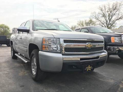 2010 Chevrolet Silverado 1500 for sale at Auto Exchange in The Plains OH
