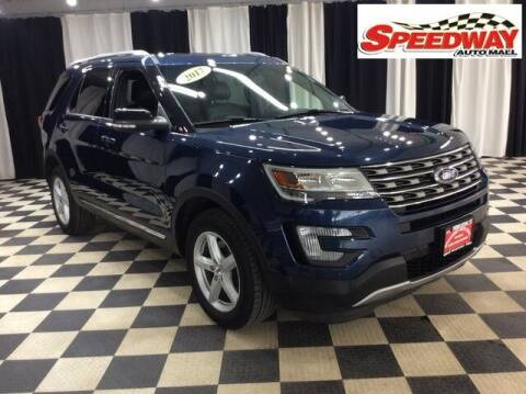 2017 Ford Explorer for sale at SPEEDWAY AUTO MALL INC in Machesney Park IL