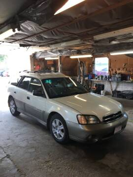 2002 Subaru Outback for sale at Lavictoire Auto Sales in West Rutland VT