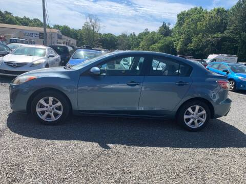 2011 Mazda MAZDA3 for sale at Century Motor Cars in West Creek NJ