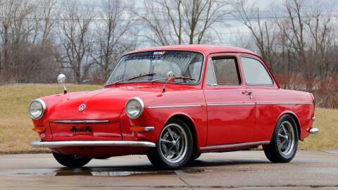 1964 Volkswagon Type III for sale at Drummond MotorSports LLC in Fort Wayne IN