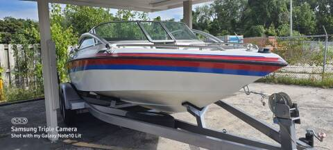 1992 Mastercraft Maristar 210 for sale at Spark Motors in Kansas City MO