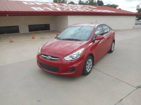 2016 Hyundai Accent for sale at DFW Auto Leader in Lake Worth TX
