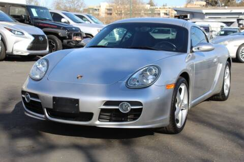 2006 Porsche Cayman for sale at Mag Motor Company in Walnut Creek CA