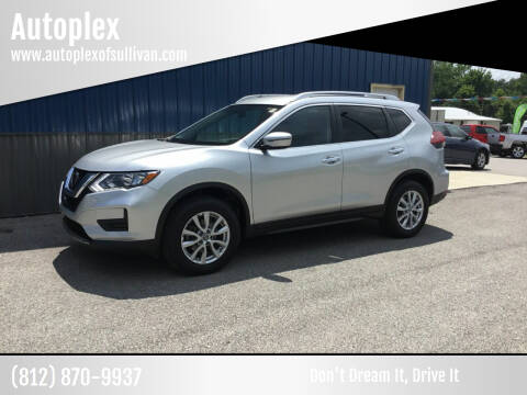 2018 Nissan Rogue for sale at Autoplex in Sullivan IN
