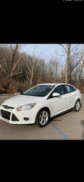 2014 Ford Focus for sale at H4T Auto in Toledo OH