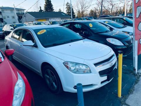 2009 Chevrolet Malibu for sale at Car Credit Stop 12 in Calumet City IL