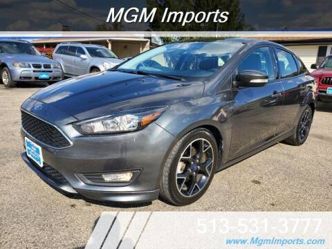 2016 Ford Focus for sale at MGM Imports in Cincannati OH