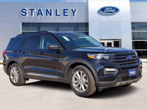 2021 Ford Explorer for sale at Stanley Ford Gilmer in Gilmer TX