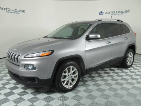 2017 Jeep Cherokee for sale at Curry's Cars Powered by Autohouse - Auto House Tempe in Tempe AZ