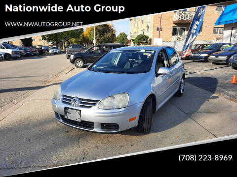 2006 Volkswagen Rabbit for sale at Nationwide Auto Group in Melrose Park IL