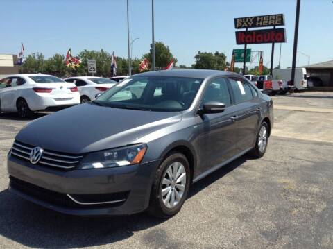 2015 Volkswagen Passat for sale at Ital Auto in Oklahoma City OK