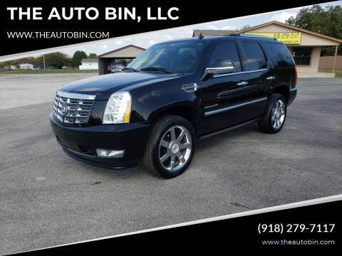2010 Cadillac Escalade for sale at THE AUTO BIN, LLC in Broken Arrow OK