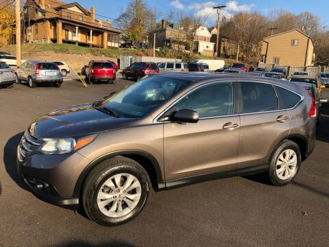 2013 Honda CR-V for sale at Fellini Auto Sales & Service LLC in Pittsburgh PA