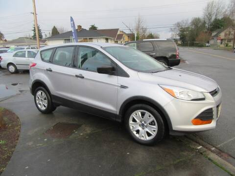 2013 Ford Escape for sale at Car Link Auto Sales LLC in Marysville WA