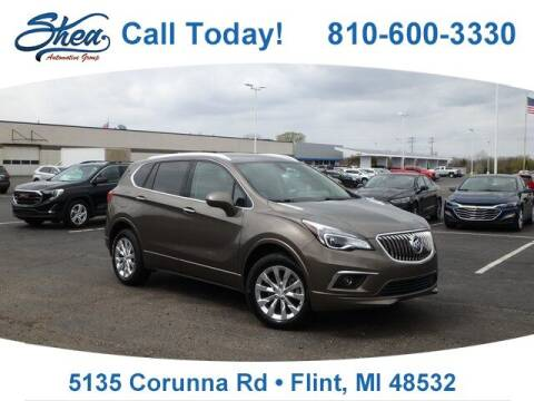 2018 Buick Envision for sale at Jamie Sells Cars 810 - Linden Location in Flint MI