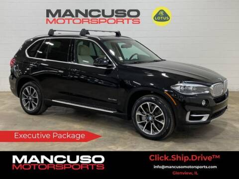 2014 BMW X5 for sale at Mancuso Motorsports in Glenview IL
