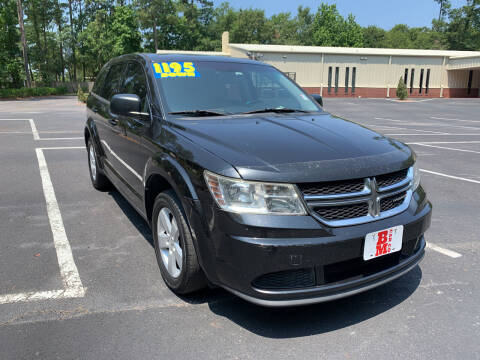 2013 Dodge Journey for sale at B & M Car Co in Conroe TX