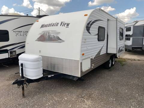 2012 Skyline Mountain View for sale at Ezrv Finance in Willow Park TX