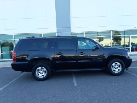 2012 Chevrolet Suburban for sale at M & M Auto Brokers in Chantilly VA