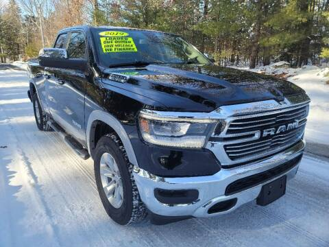 2019 RAM Ram Pickup 1500 for sale at Showcase Auto & Truck in Swansea MA