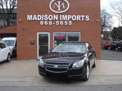 2010 Chevrolet Malibu for sale at A & A IMPORTS OF TN in Madison TN