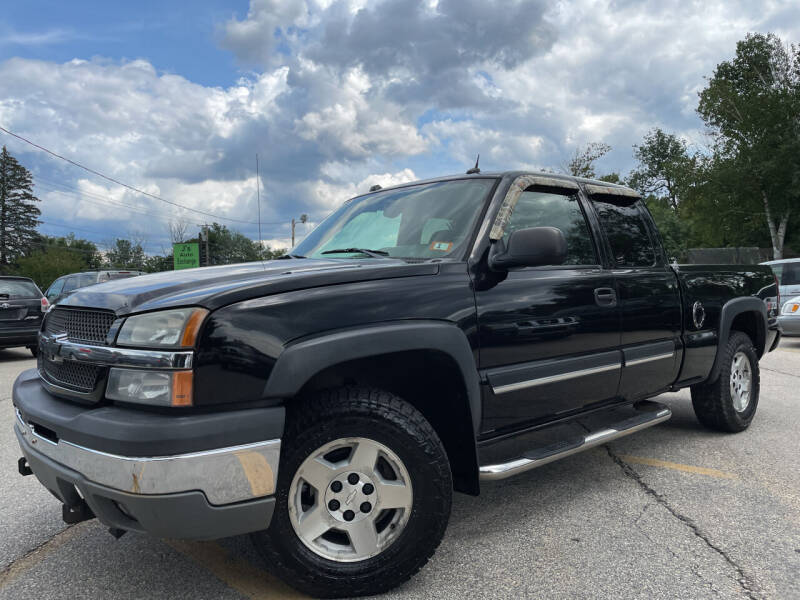 2005 Chevrolet Silverado 1500 for sale at J's Auto Exchange in Derry NH