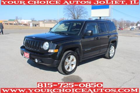 2015 Jeep Patriot for sale at Your Choice Autos - Joliet in Joliet IL
