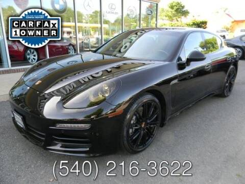 2016 Porsche Panamera for sale at Platinum Motorcars in Warrenton VA