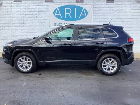 2014 Jeep Cherokee for sale at ARIA  AUTO  SALES in Raleigh NC