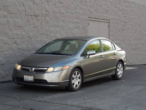 2008 Honda Civic for sale at Gilroy Motorsports in Gilroy CA