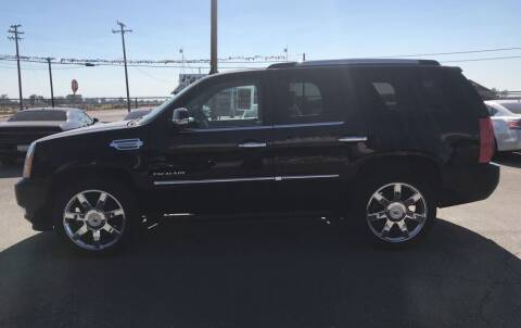 2011 Cadillac Escalade for sale at First Choice Auto Sales in Bakersfield CA