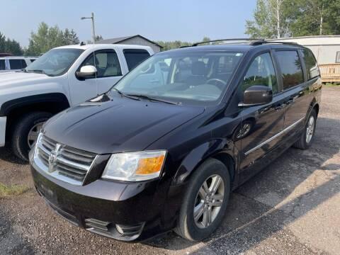 2010 Dodge Grand Caravan for sale at Al's Auto Inc. in Bruce Crossing MI