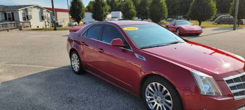 2010 Cadillac CTS for sale at Kelly & Kelly Supermarket of Cars in Fayetteville NC