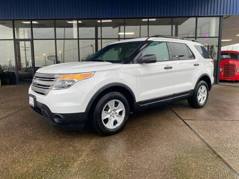 2013 Ford Explorer for sale at South Commercial Auto Sales in Salem OR