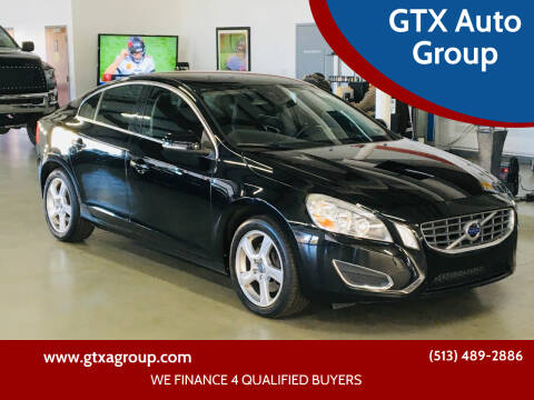 2012 Volvo S60 for sale at GTX Auto Group in West Chester OH