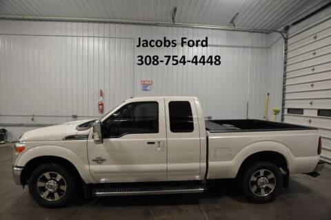 2015 Ford F-250 Super Duty for sale at Jacobs Ford in Saint Paul NE