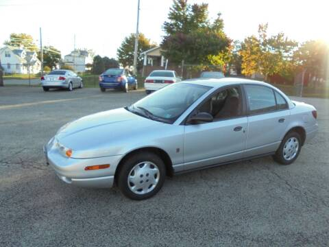 2002 Saturn S-Series for sale at B & G AUTO SALES in Uniontown PA