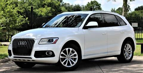2013 Audi Q5 for sale at Texas Auto Corporation in Houston TX