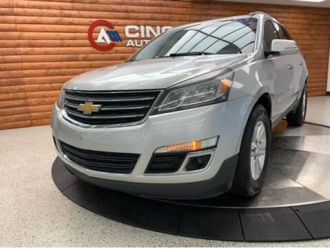 2014 Chevrolet Traverse for sale at Dixie Motors in Fairfield OH