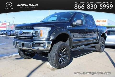 2020 Ford F-150 for sale at Bening Mazda in Cape Girardeau MO