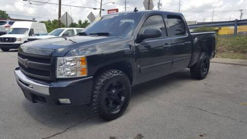 2012 Chevrolet Silverado 1500 for sale at A & A IMPORTS OF TN in Madison TN