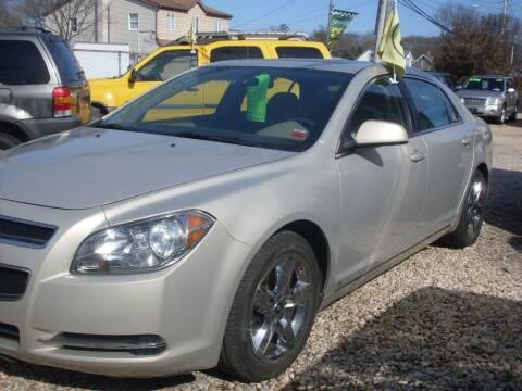 2010 Chevrolet Malibu for sale at Flag Motors in Islip Terrace NY