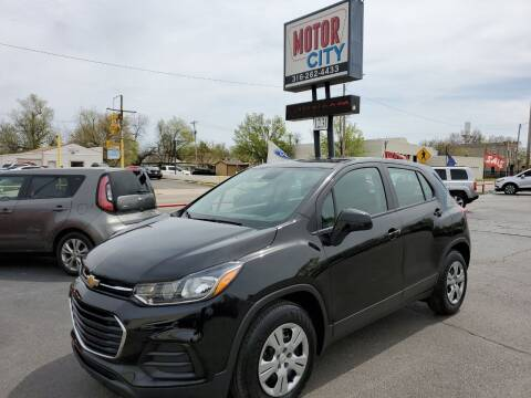 2018 Chevrolet Trax for sale at Motor City Sales in Wichita KS