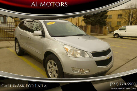 2009 Chevrolet Traverse for sale at A1 Motors Inc in Chicago IL